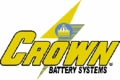 Crown Deep Cycle, Renewable & Industrial Batteries
