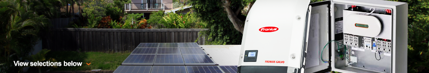 Inverters - Grid Tie for Utility Connected Solar Systems