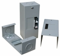 Electrical Enclosures, DC Disconnects & Meter Sockets