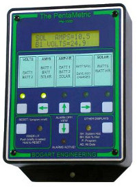 Meters: Volt, Amp, Battery Monitors, Shunts