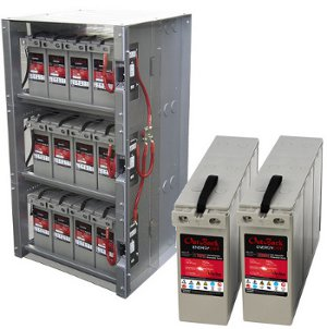 Outback Power EnergyCell RE Batteries