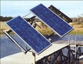 Zomeworks Universal Track Rack Solar Trackers
